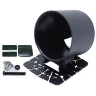 52mm 2  Universal Single Mount Holder Gauge Pod Meter Cup Water Oil Temp Air Fuel Oil Pressure