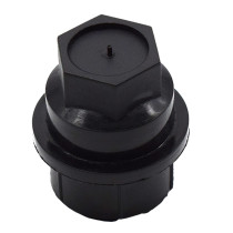 24x Wheel Lug Nut Cover Caps Water Dust Proof