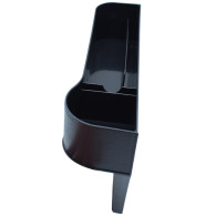 Right Side Car Seat Gap Catcher Phone Cup Holder Organizer Box Multi-function