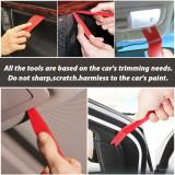 Car Trim Removal Tools Set Hand Pry Bar Panel Door Audio Dash Interior Clip 19Pc