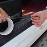 Protector Sill Scuff Cover Carbon Fiber Door Plate Cover Sticker Car