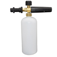 1L Snow Foam Gun Jet Cannon Gun Wash High Pressure Kit Soap Bottle For Car Moto