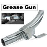 "High Pressure 10000PSI Grease Gun Coupler Coupling End Fitting 1/8""NPT Kit"