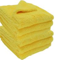 6X No Scratch Edgeless Car Cloth Towel Bulk Auto Cleaning Glass Surface Washing