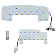 For Suzuki Jimny JB74W JB64W 2019 2020 Car Interior LED Light Bulb Package Kit