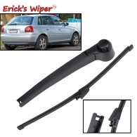 Rear Wiper Blade & Arm Set Kit For Audi A3 8L Upgrade Conversion 1996-2003 Windshield Tailgate