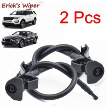 2Pcs Front Windshield Wiper Washer Jet Nozzle For Ford Explorer MK5 Mustang OE# BB5Z-17603-A