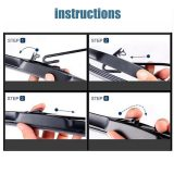 Front Wiper Blades For Toyota Auris E150 2007 - 2012 Windshield Front 26 +16  ( Europe Model )