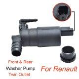 Front Rear Windscreen Washer Pump For Renault Trafic 2001-2013 Clio Twingo Kangoo Logan 7700428386