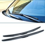 Front Hybrid Wiper Blades For Chevrolet Lacetti 2005 - 2011 Windshield 22 +19