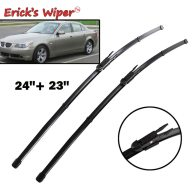 Front Wiper Blades For BMW 5 Series 520i 523i 528i E60 E61 03 - 10 Windshield 24 +23