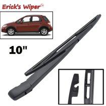 10  Rear Wiper Blade & Arm Set Kit For Suzuki SX4 2006- 2015 2016 2017 Windshield