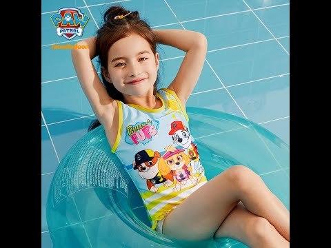 PAW Patrol Girls One Piece Swimsuit