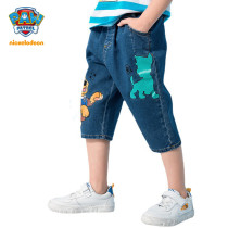 PAW Patrol Boys Cropped Trousers Casual Jeans