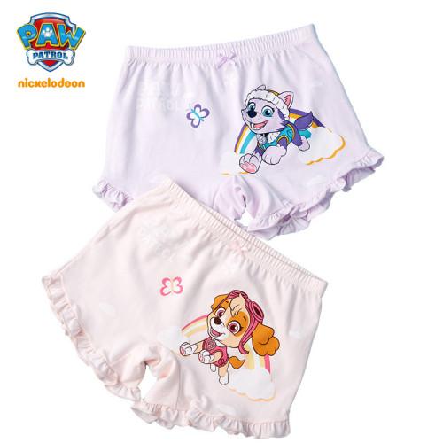 PAW Patrol Girls Cotton Boxer Underwear 2PCS