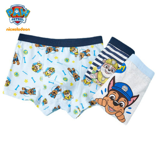 PAW Patrol Boys Cotton Boxer Underwear 3PCS