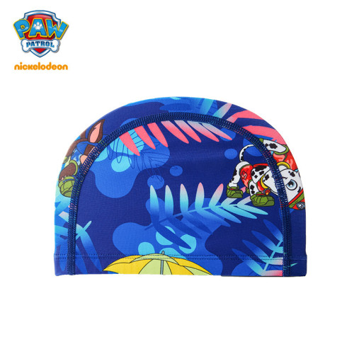 PAW Patrol Kids Swimming Cap Sun Protection Cloth Hat Ear Protection