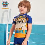 PAW Patrol Kids Split Swimsuit Two Piece Short-sleeved Swimwear