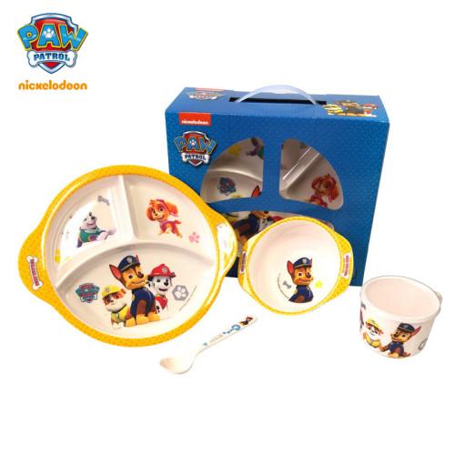 PAW Patrol Kids Tableware Four Pieces Set