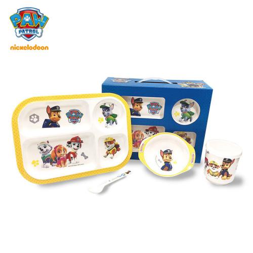 PAW Patrol KidsTableware Four Pieces Set
