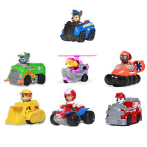 PAW Patrol Rescue Vehicle Toys Car Set Inertia Car for Kids Aged 3 and up