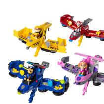 PAW Patrol Catapult Deformation Aircraft Toy Dog Patrol  Kids Gift