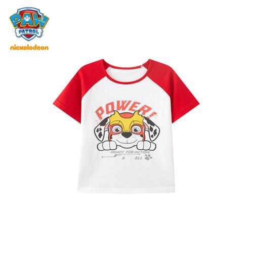 PAW Patrol Kids T Shirt Boys Girls Short Sleeve Top Summer Fashion
