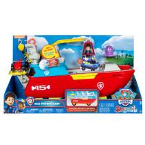 PAW Patrol Ocean Boat Acousto Optic Deformation Kids Toy Gift Set
