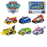 PAW Patrol Super Rescue Car Alloy Racing Car Set Kids Gift