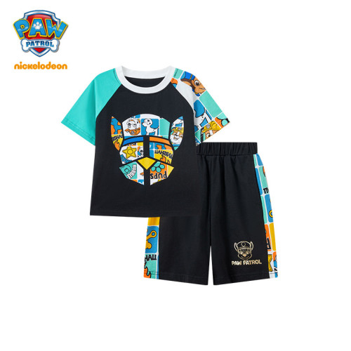 PAW Patrol Boys Two Piece Sets T-shirt and Shorts Summer