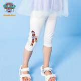PAW Patrol Girls Cropped Trousers Summer Legging