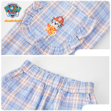 PAW Patrol Girls Mosquito Trousers Kids Thin Ice Silk Pants Summer