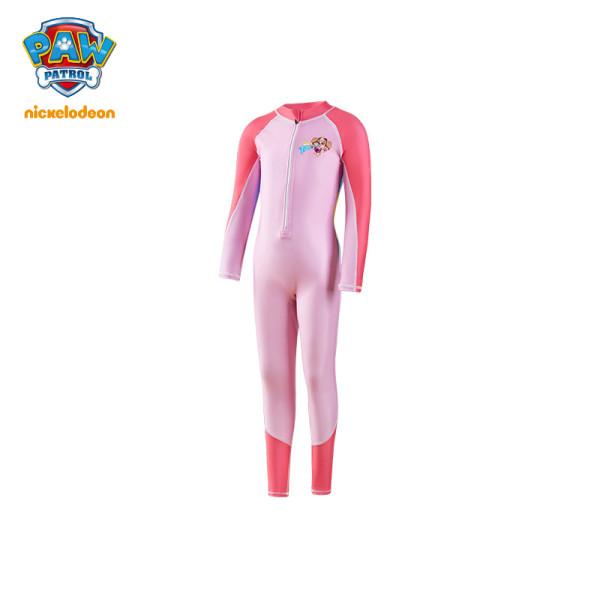 PAW Patrol Girls One Piece Swimsuit Kids Surfsuit