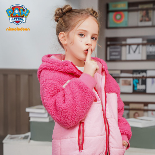 Winterbekleidung aus Baumwolle für Kinder