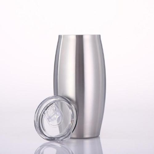 New arrivel 25oz Foottumbler Double Wall Stainless Steel vacuum Insulated Tumbler with Lid