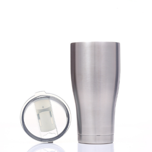 30oz Modern Double Wall Stainless Steel vacuum Insulated Tumblers with Lid And Straw Tumbler Cups In Bulk