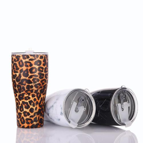 New 30oz stainless steel tumbler cup double walled insulated mug gift