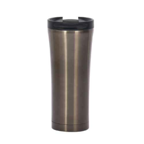 500ml Double Wall Stainless Steel Vacuum Flasks Car Thermo Cup Coffee Tea Travel Mug Thermol Bottle