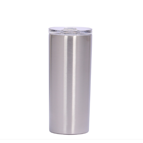 12oz Skinny Tumblers Stainless Steel Vacuum Double Wall , Party Supplies