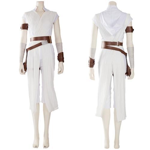 Star Wars: The Rise of Skywalker Rey Cosplay Costume
