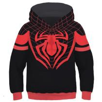 Ultimate Spider-Man Halloween Cosplay Costume Hoodie Jacket For Kids
