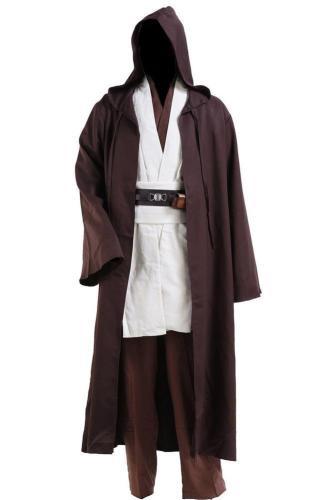 Star Wars Kenobi Jedi TUNIC Costume Custom-made