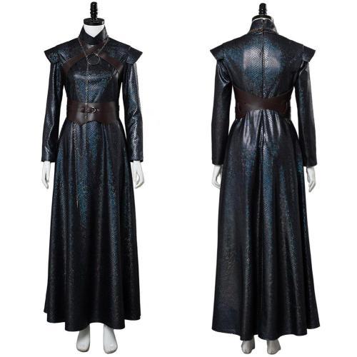 Game of Thrones 8 Sansa Stark Cosplay Costume
