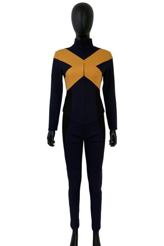 2019 X-Men: Dark Phoenix Jean Grey Outfit Cosplay Costume