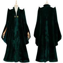 Harry Potter Minerva McGonagall Cosplay Costume