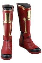 Avengers 4 :Endgame Captain Marvel Carol Danvers Cosplay Shoes