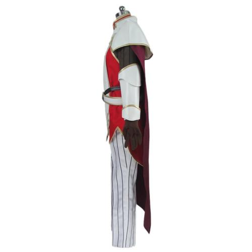 Anime The Rising of the Shield Hero Spear Hero Motoyasu Kitamura Cosplay Costume