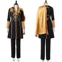 Fire Emblem: Three Houses Claude von Regan Cosplay Costume