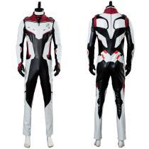 Avengers 4 Endgame Thor Captain America Ironman Quantum Realm Suit Uniform Outfit