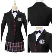 Persona 5 The Royal Yoshizawa Kasumi School Uniform Cosplay Costume